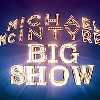 Michael McIntyre's Big Show Back For Christmas 2017!