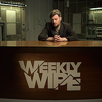 Charlie Brooker's Wipe Back For Christmas 2017