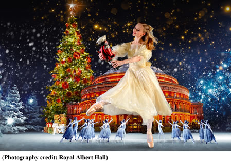 The Nutcracker confirmed for Royal Albert Hall this Christmas