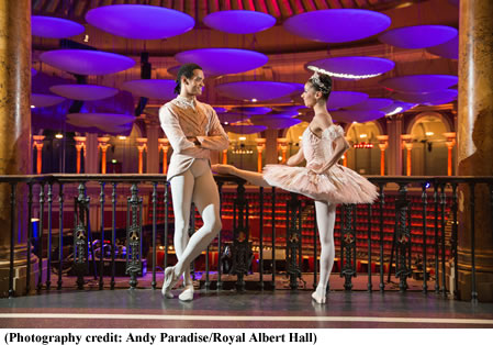 The Royal Albert Hall - The Nutcracker - (credit Andy Paradise/Royal Albert Hall)