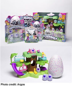 Hatchimals & new ColleGGtibles - Top toy for Christmas