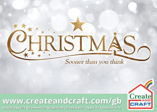 Create and Crafts Christmas in June event