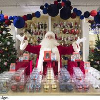 Selfridges Have Opened Its Christmas Shop in London This JULY