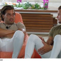 Will Love Island's Chris And Kem Beat Marcel To Christmas Number One?