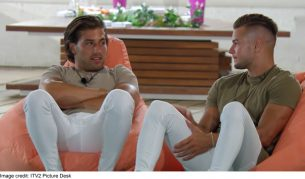 ITV2 Love Island - Chris and Kem For Christmas Number 1