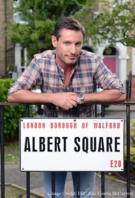 Robbie Jackson Portrait