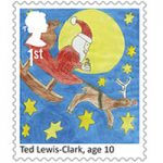 Royal Mail Christmas Stamps Winners Announced