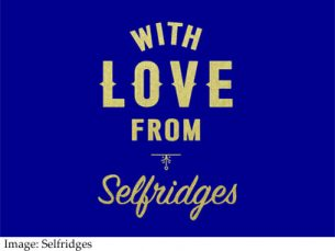 """With Love From..."" – Selfridges' 2017 Christmas theme"