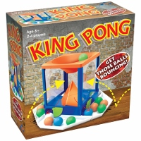 Christmas Review 2017: Drumond Park King Pong Game – Plus WIN One of Three!