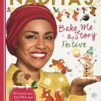 Nadiya Bake Me A Festive Story - Book Cover