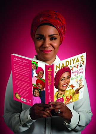 Nadiya's Bake Me a Festive Story (illustrations by Clair Rossiter)