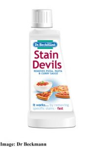 Stain Devils Pizza, Pasta & Curry Sauce