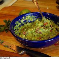 Christmas Dip Recipe: Quick & Easy Freakin Easy Guac (Guacamole)