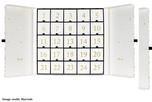 Harrods Beauty Advent Calendar, £250 exclusive at Harrods - Christmas 2017