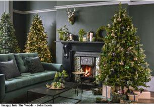 John Lewis Christmas 2017 Into the Woods theme