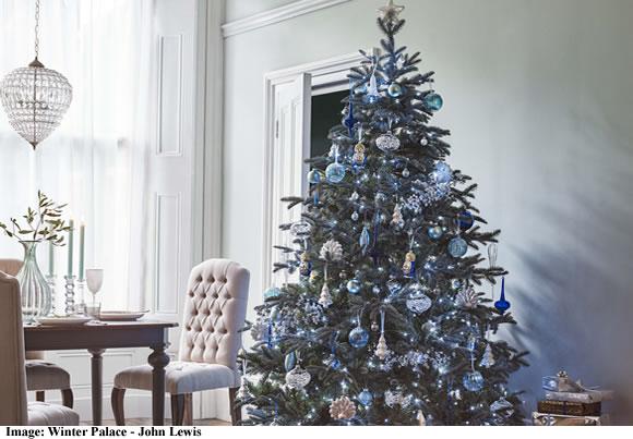 John Lewis Christmas 2017 Winter Palace theme
