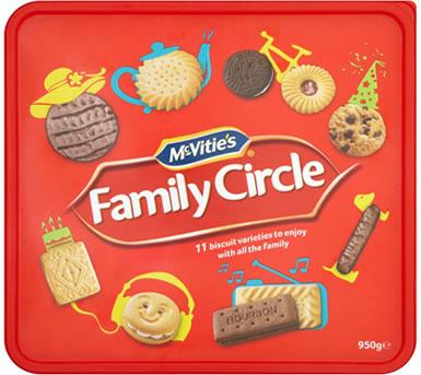 McVities Family Circle