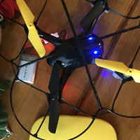 Motion Control Drone Featured Image