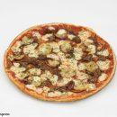Pizza Express Beef, Horseradish and potato-laden Romana pizza