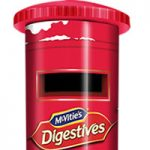McVities Launches New Christmas Range And It Includes A Postbox
