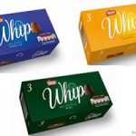 Nestle Announces Three New Walnut Whip Flavours For Christmas