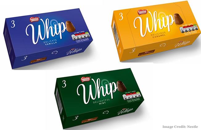 Wanut Whips Nestle