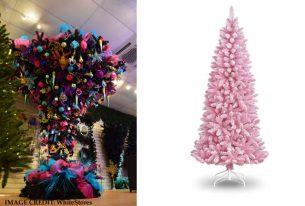 White Stores Indulgent Christmas Trend 2017