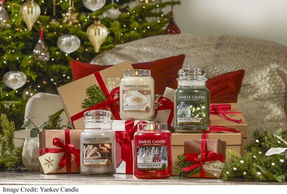 Yankee Candle - The Perfect Christmas 2017 Collection