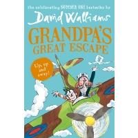 Christmas TV – David Walliams' Grandpa's Great Escape