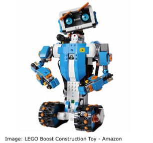 Amazon Top ten toys Christmas: LEGO Boost Construction Toy