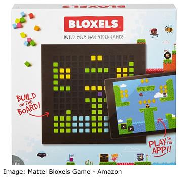 Amazon Top ten toys Christmas: Mattel Bloxels Game