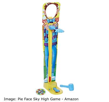 Amazon Top ten toys Christmas: Pie Face Sky High Game
