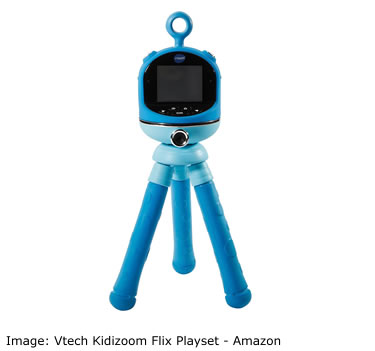 Amazon Top ten toys Christmas: Vtech Kidizoom Flix Playset