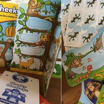 Christmas Review 2017: Cheeky Monkeys By Orchard Toys