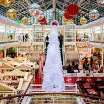 Is Christmas Disappearing From The High Street?