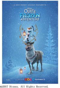 Disney Olaf's Frozen Adventure