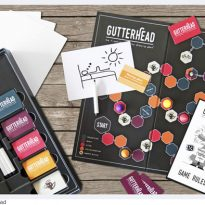 Is Gutterhead The Most X-Rated Board Game Out For Adults This Christmas