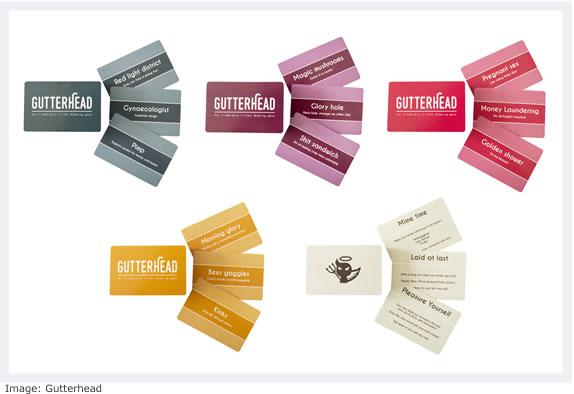 Gutterhead Cards