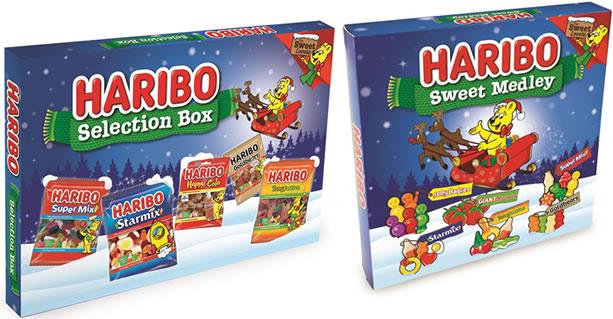 Haribo Sweet Selection