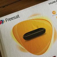 Christmas Review 2017: Humax Freesat HB-1100S Box