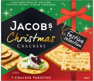 Jacobs Crackers Iceland