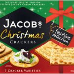 Iceland Launches Jacobs Festive Crackers And Victoria Biscuits For Christmas