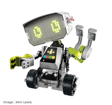 Meccano Robot M.A.X