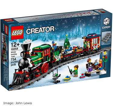 LEGO Creator 10254 Winter Holiday Train