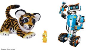 John Lewis Releases Top Toys For Christmas 2017