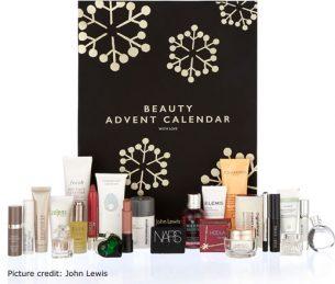 John Lewis Beauty Advent Calendar 2017
