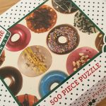 Christmas Review 2017: Gibson's Krispy Kreme 500 Piece Jigsaw