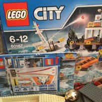 Christmas Review 2017: Lego City 60167 Coastguard Headquarters