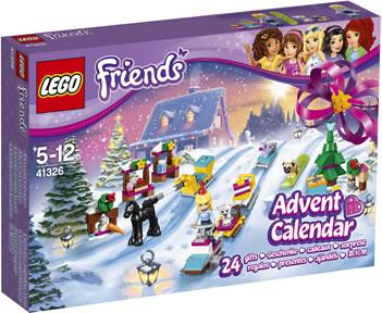 Lego Friends Calendar