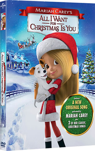 Mariah's hit 'All I want For Christmas'
